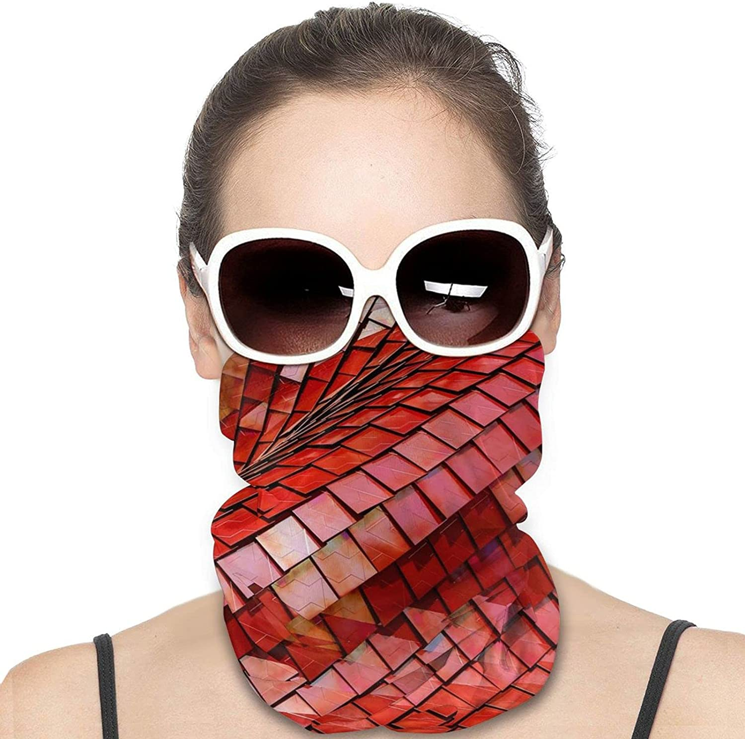 Abstract Unisex Neck Gaiter Face Mask Man'S Women Multifunction Balaclava Face Cover,Cycling Mask,Sport Neck Gaiter,Hiking Scarf,Fishing Mask, Motorcycle Face Cover