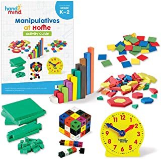 Learning Resources 93538 Educational Maths Learning Take Home Manipulatives Kit Ages 5-7 Key Stage 1
