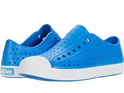 Native Shoes Jefferson (Megamarine Blue/Shell White) Shoes