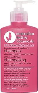Australian Native Botanicals Shampoo for Coloured Hair, 17 Oz