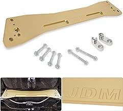 For Honda Civic Del Sol Integra Rear Suspension Tie Bar Brace Subframe 24K Gold