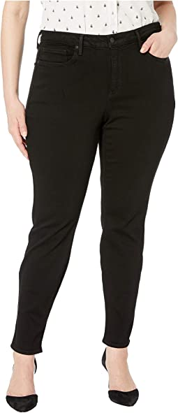 Plus Size Ami Skinny in Black