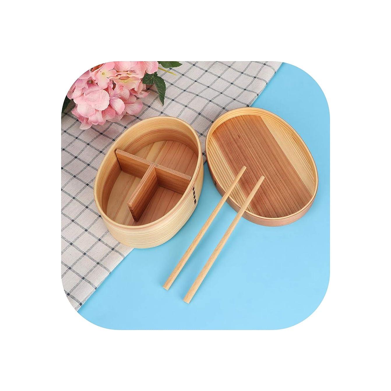 シールドタイマー番目ピクニックフードコンテナー1層弁当箱木製ランチボックス木製寿司食器ボウル食品コンテナー.comでポータブルピクニックフード|グループ