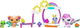 Littlest Pet Shop Fairies Shimmering Sky Candy Cloud Café Set
