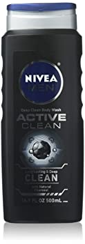 Nivea for Men Active Clean Body Wash