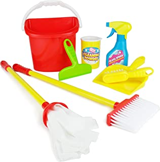 Best toy mop and broom Reviews