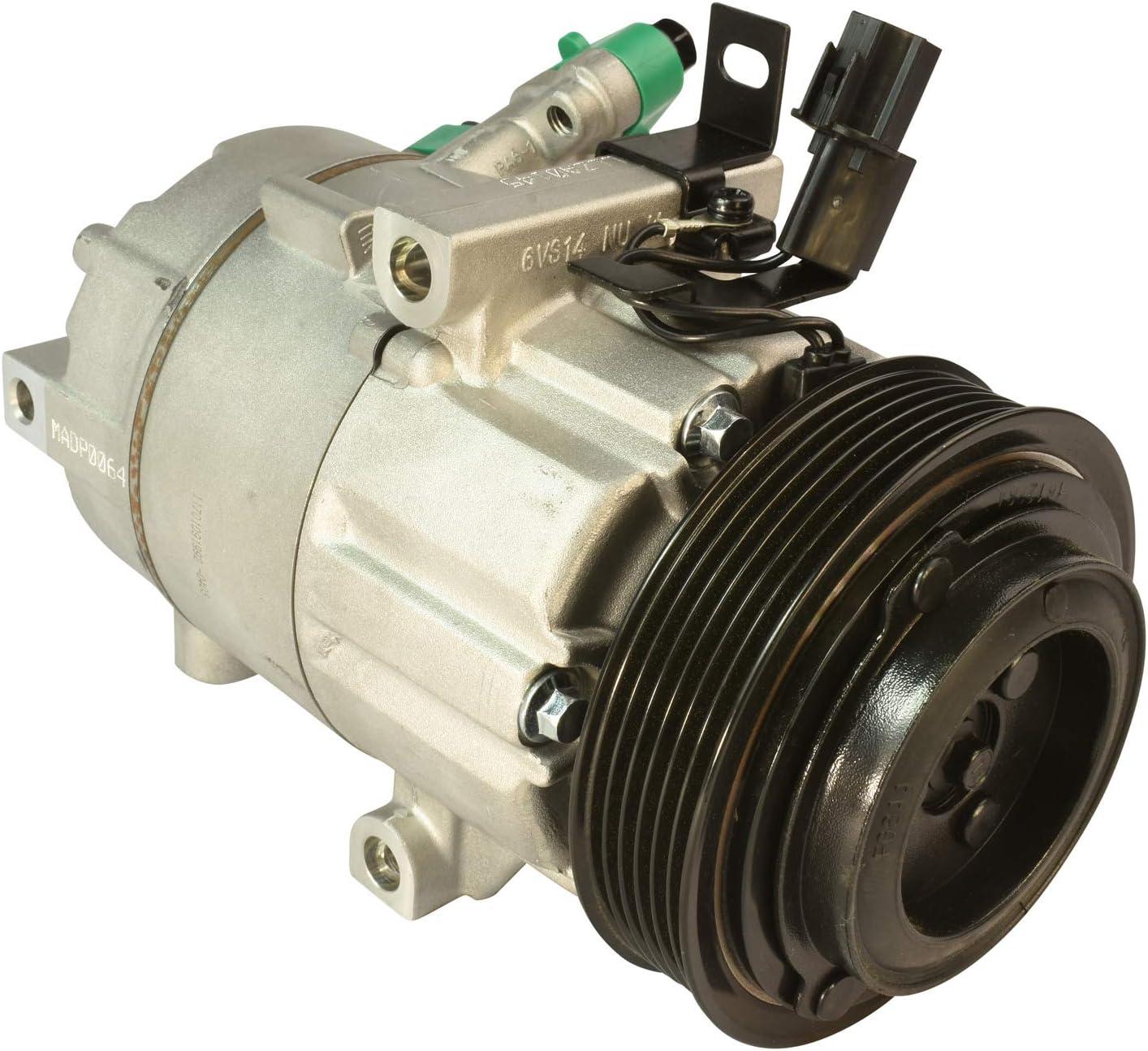 New Mando 10A1421 AC Compressor Ranking TOP2 Sale special price with Clutch Original Equipment
