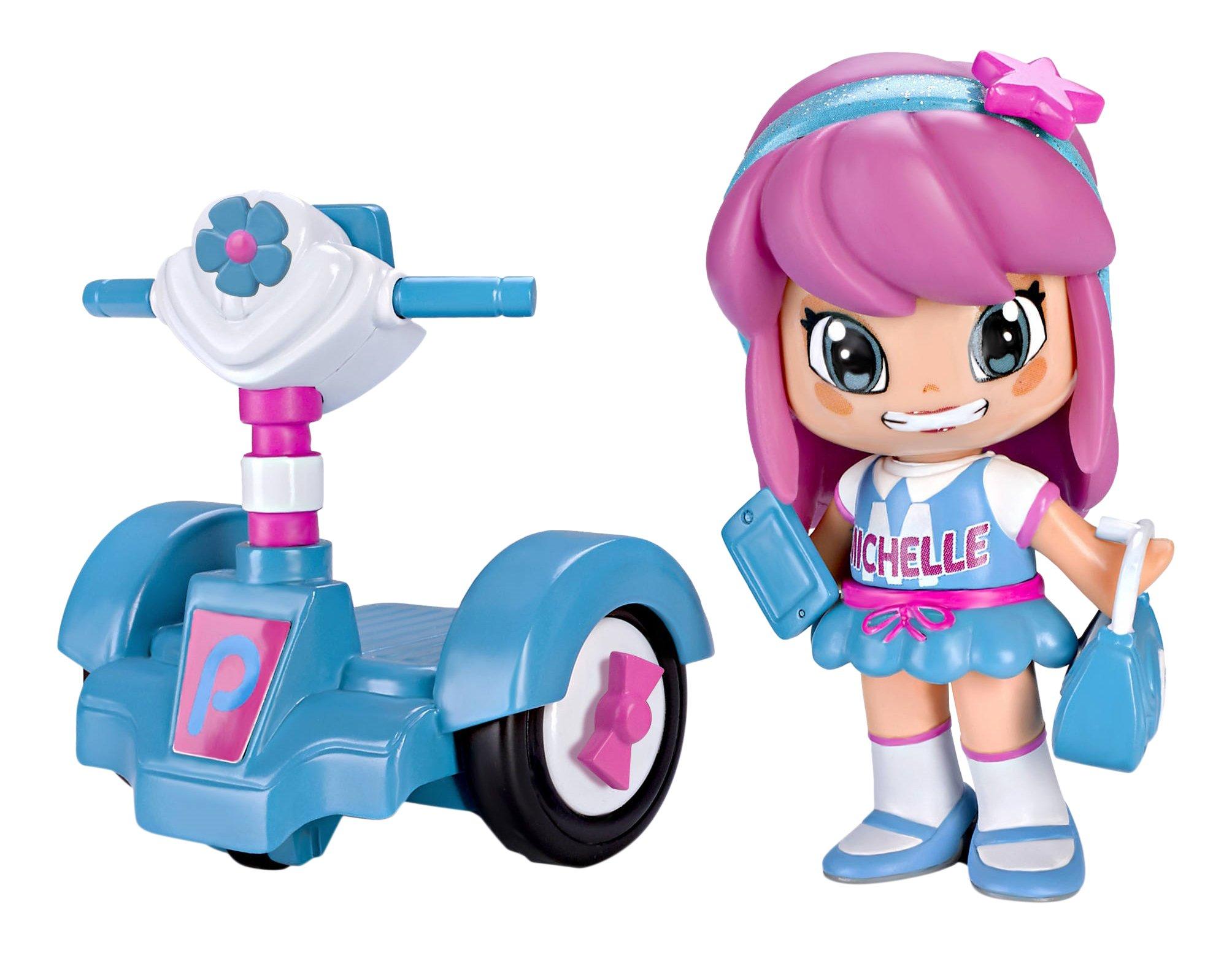 Amazon.es: Pinypon by PINY PINY - Dareway Michelle, muñeca con accesorios (Famosa 700012963): Juguetes y juegos