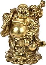 PPCP Light, Feng Shui, Maitreya Copper Buddha, Buddha Statue, Ornaments, Figure, Buddhist, Peace, Wealth, Buddhism Crafts,...