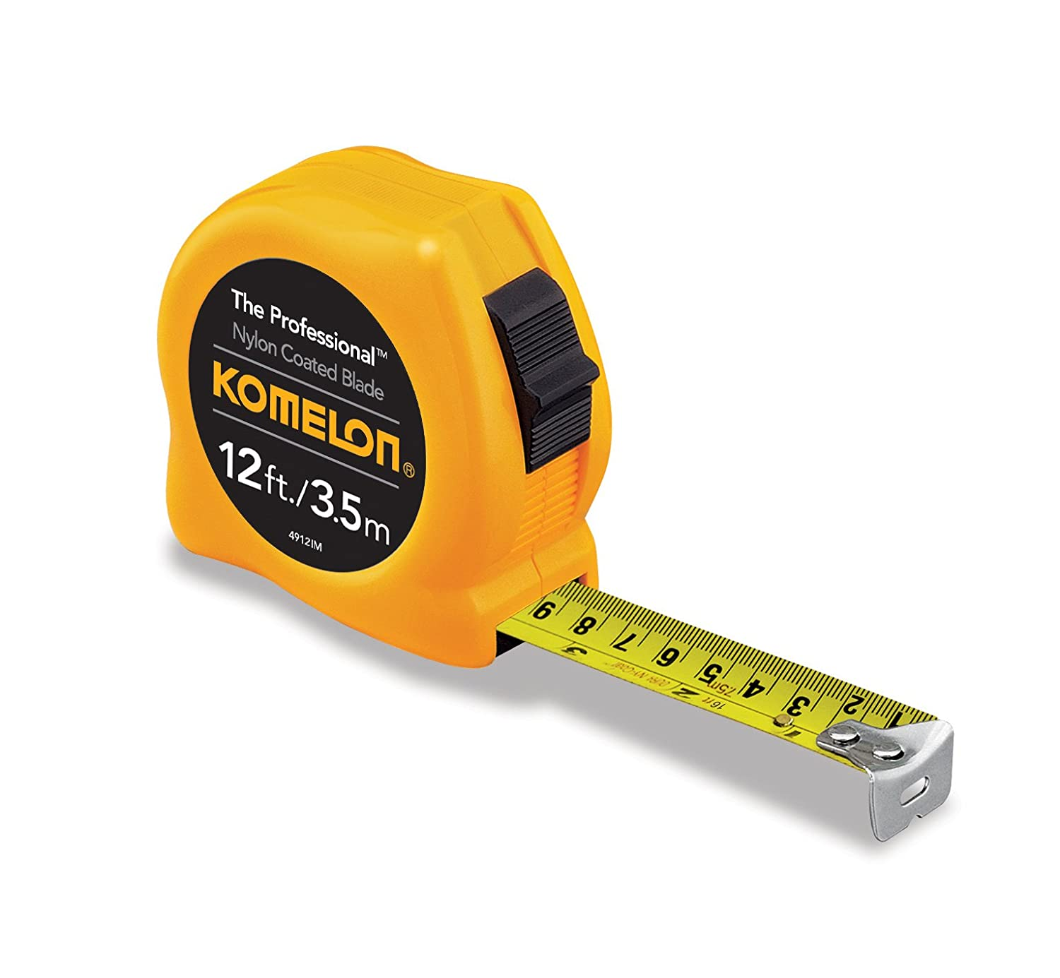 Komelon Max 82% OFF 4912IM The Professional 12-Foot Scale Metric 1 year warranty Inch Power