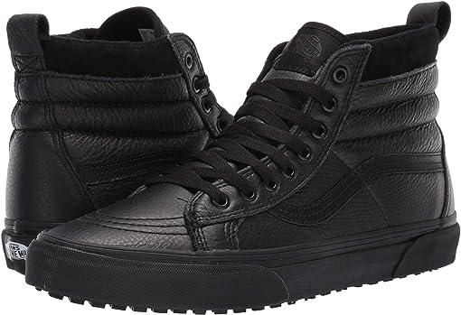 (MTE) Leather/Black