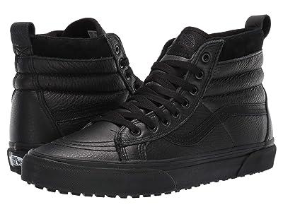 Vans SK8-Hi MTE ((MTE) Leather/Black) Skate Shoes