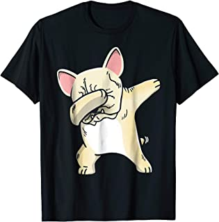 Frenchie Dabbing T-Shirt French Bulldog Kids Clothes