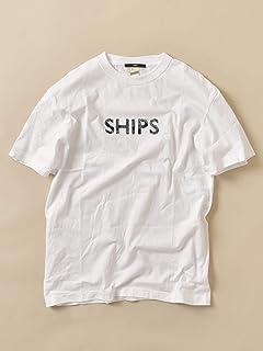 (シップス) SHIPS (0715)SC:SHIPS LOGO MOTIF T 112121039