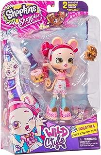 Shopkins Shoppies S4 W2 Theme Doll Single Pk - Doll 8 Donatina-56925