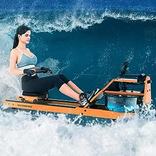 cardio: rowing machine