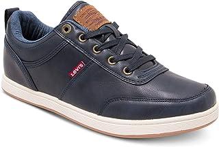 Levi's Mens Desoto Low Top Lace Up Fashion Sneakers US