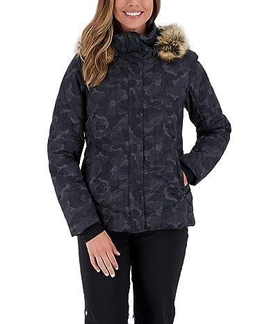 Obermeyer Tuscany II Jacket (Dark Denim Camo) Women