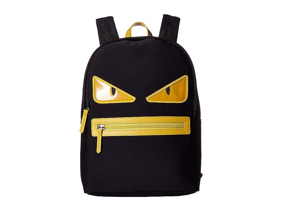 Fendi Kids - Fendi Kids Monster Backpack