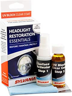 Best headlight restoration clear coat Reviews