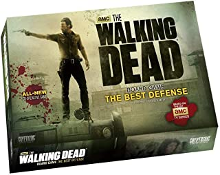 Walking Dead The Best Defense Board Game