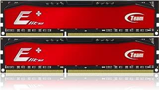 Team デスクトップ用メモリ DDR3 1600MHz PC3-12800 永久保証 ECOパッケージ (8GBx2枚 Elite Plus)