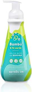Betres On Gel de Baño en Espuma Bambú y Té Verde 575ml.