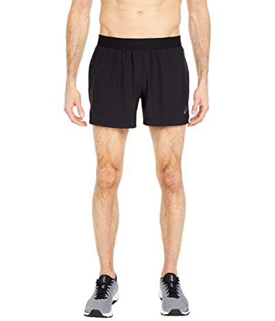ASICS Road 5 Shorts (Performance Black) Men