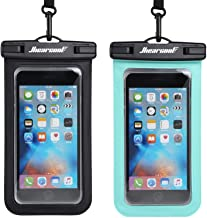 Universal Waterproof Case,Waterproof Phone Pouch Compatible for iPhone 12 Pro 11 Pro Max XS Max XR X 8 7 Samsung Galaxy s1...