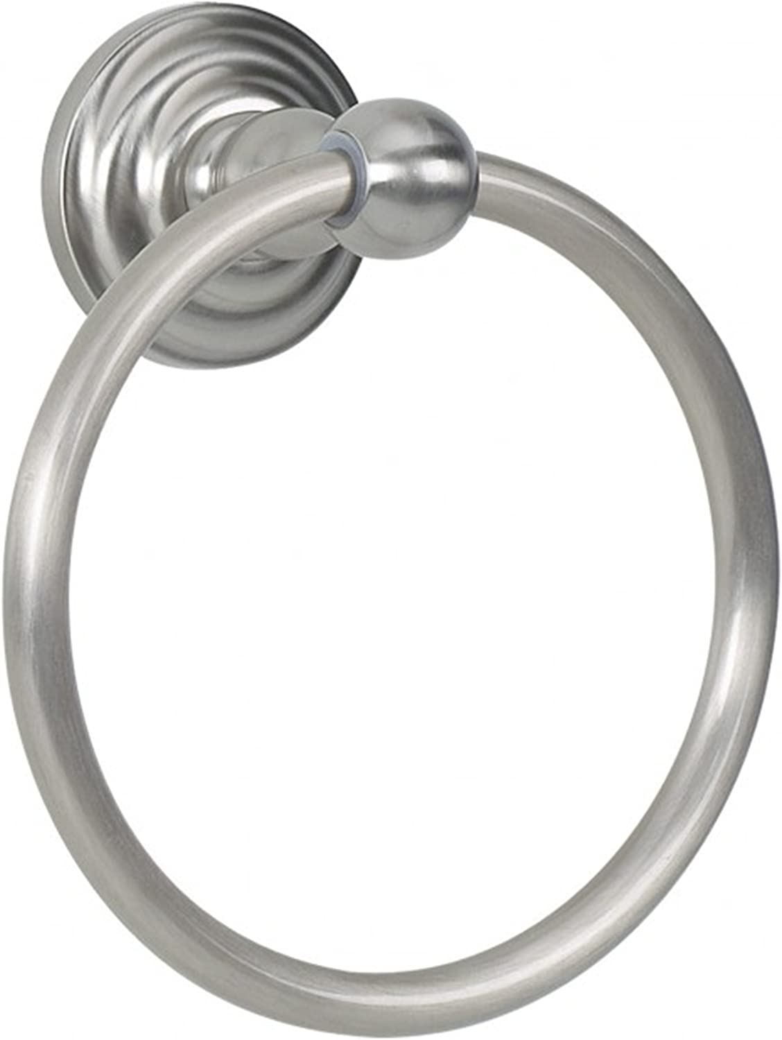 Taymor 04-6204 Brentwood Max 67% OFF Series Chrome Polished Towel Beauty products Ring