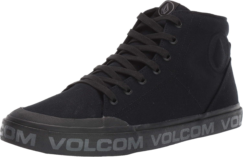 Volcom Men's Fi Hi Top Shoe Skate Some reservation Vulcanized SALENEW very popular