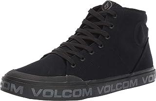Volcom Mens FI Hi Top Vulcanized Shoe Skate, Chaussures Homme