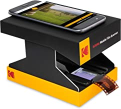 KODAK Mobile Film Scanner – Scan & Save Old 35mm Films & Slides w/Your..