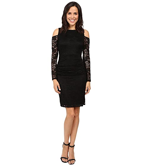 Laundry By Shelli Segal Cold Shoulder Lace Dress At 6pm