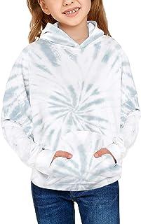 دختران Utyful تاشو پیراهن کش ورزش آستین بلند پیراهن کش دار
