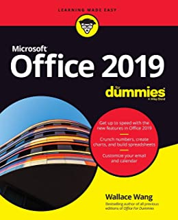 Office 2019 For Dummies (For Dummies (Computer/Tech))