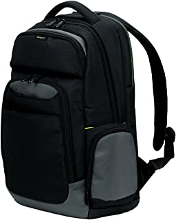 Targus TCG660EU City Gear Backpack for Unisex - Polyester, Black