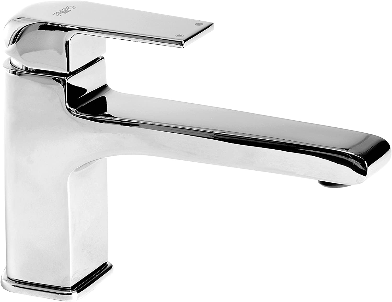 Mixer tap with long spout sink drain without Hope Framo for Bathroom Chrome