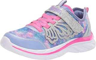 Skechers Kids' Quick Kicks-Fairy Glitz Sneaker