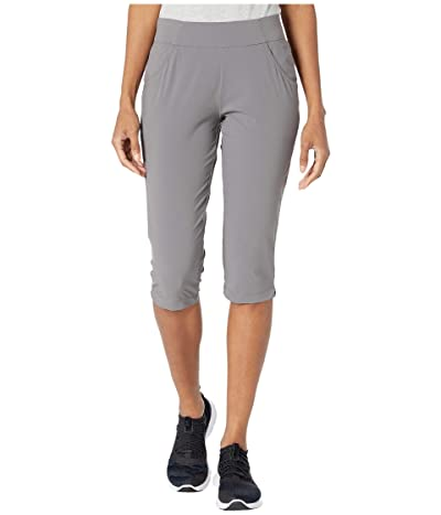 Columbia Anytime Casualtm Capris (City Grey) Women