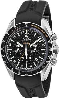 [オメガ] 腕時計 スピードマスターHB-SIA ブラック文字盤 コーアクシャル自動巻 クロノグラフ 321.92.44.52.01.001 並行輸入品 ブラック