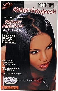 Profectiv Relax Hair Color, Silky Black