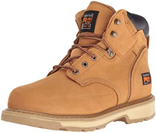 "Men's 6"" Pit Boss Steel-Toe"