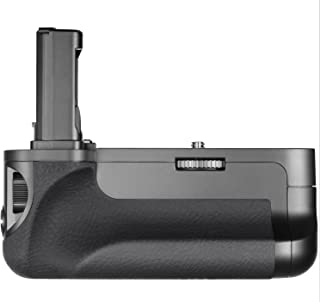 Neewer Vertical Battery Grip (Replacement for VG-C1EM) for Sony Alpha A7 A7R A7S DSLR Cameras Compatible with NP-FW50 Batt...