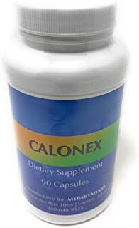 Calonex - Phase 2 Carb Controller Formula with White Bean Extract to Help Block Starches & Carb Calories (90 Capsules)