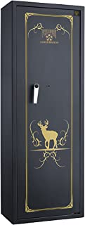 7550 Paragon Safes 8 Gun And Rifle Safe Store Your Firearms Securely with Paragon Safes!