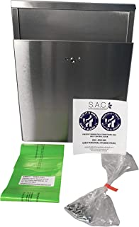 Sanitary Napkin Receptacle Stainless Steel