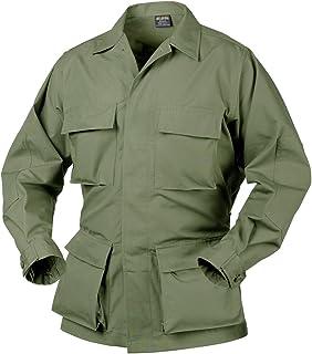 Helikon genuino BDU Camisa Polycotton Ripstop oliva