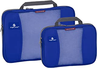 Eagle Creek Pack It Compression Cube Set (Medium/Small) Blue Sea 2pc Set