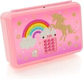 Style Girlz Unicorn Secret Digital Jewellery Box - Caja de recuerdo con cerradura para niñas